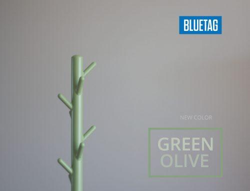 Dostupna nova boja Grow kolekcije. Green Olive.
