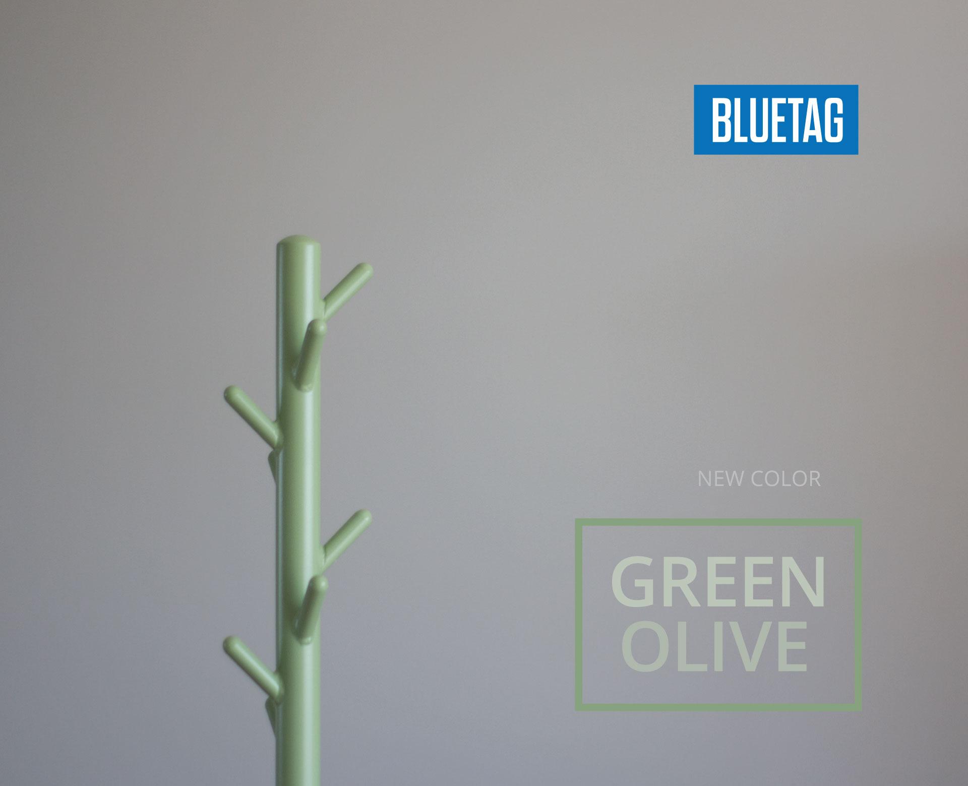 Nova boja - Green Olive
